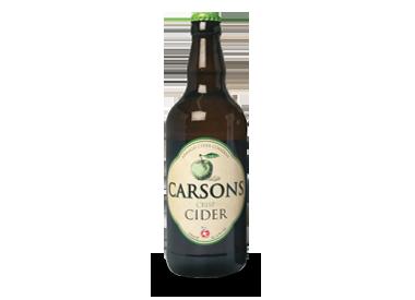 Carsons Crisp Cider