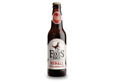 Foxes Rock Red Ale