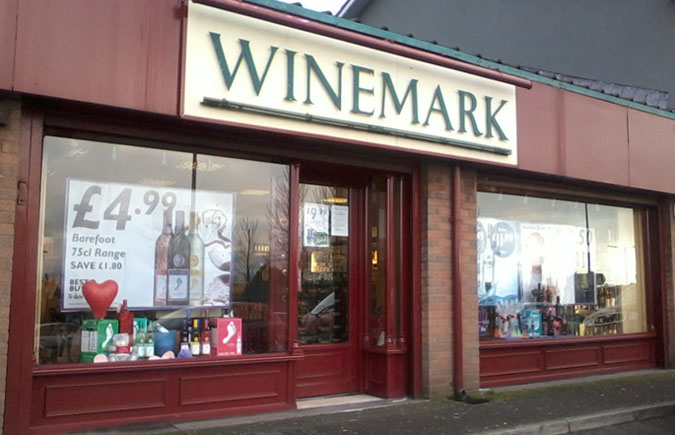 Castlereagh Winemark Store Front