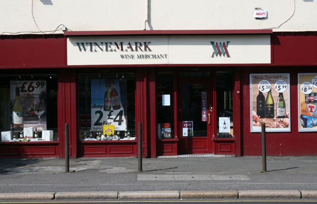 Hack Winemark Store Front