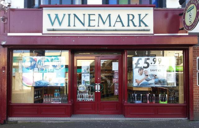 Holywood Winemark Store Front