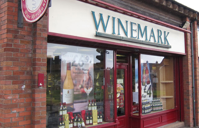 Ivy Winemark Store Front