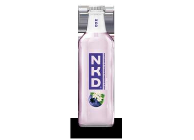 NKD Blueberry Elderflower