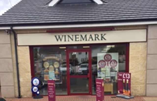 Portstewart Winemark Store Front