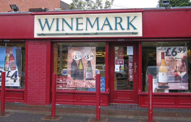 The Village Winemark Store Front